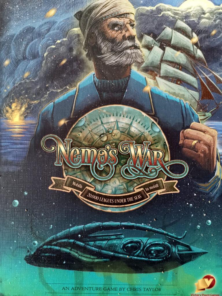 nemo's war box art