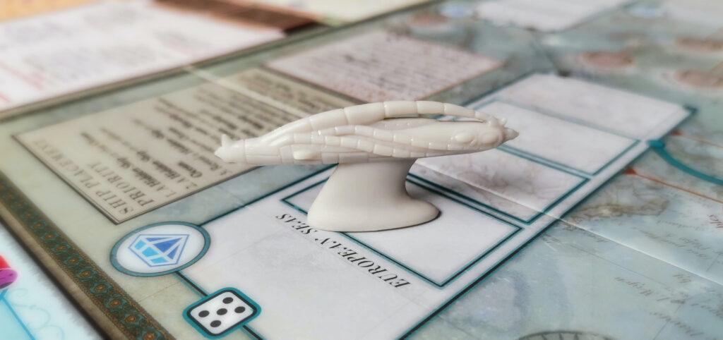the nautilus miniature