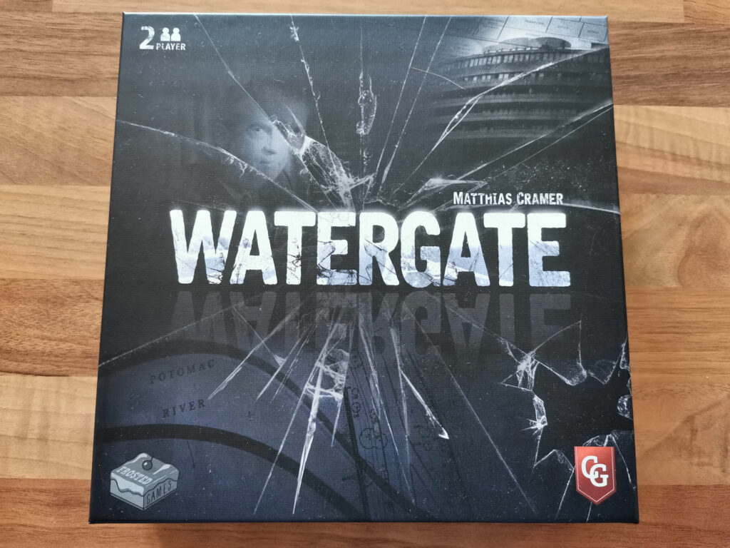 watergate game box