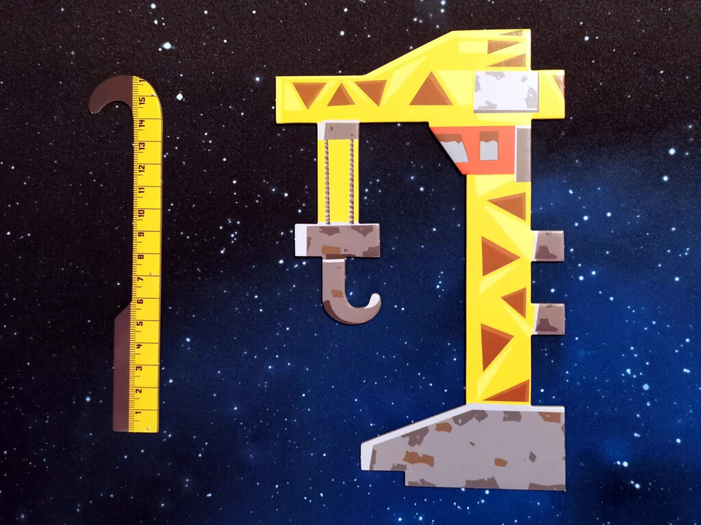 crane and hook from the game
