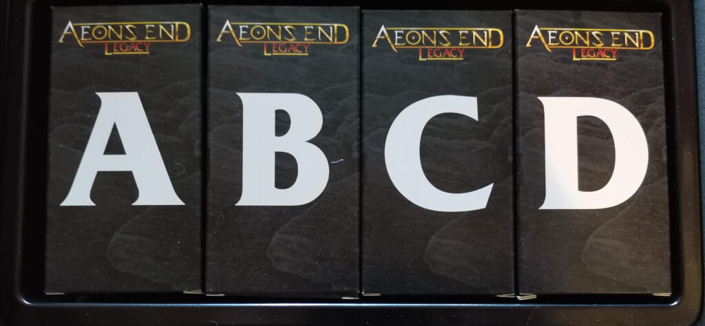 ABCD boxes