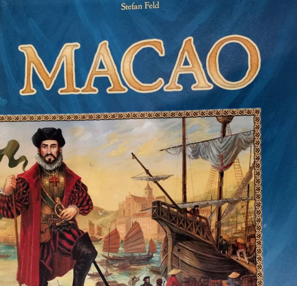 macao box art