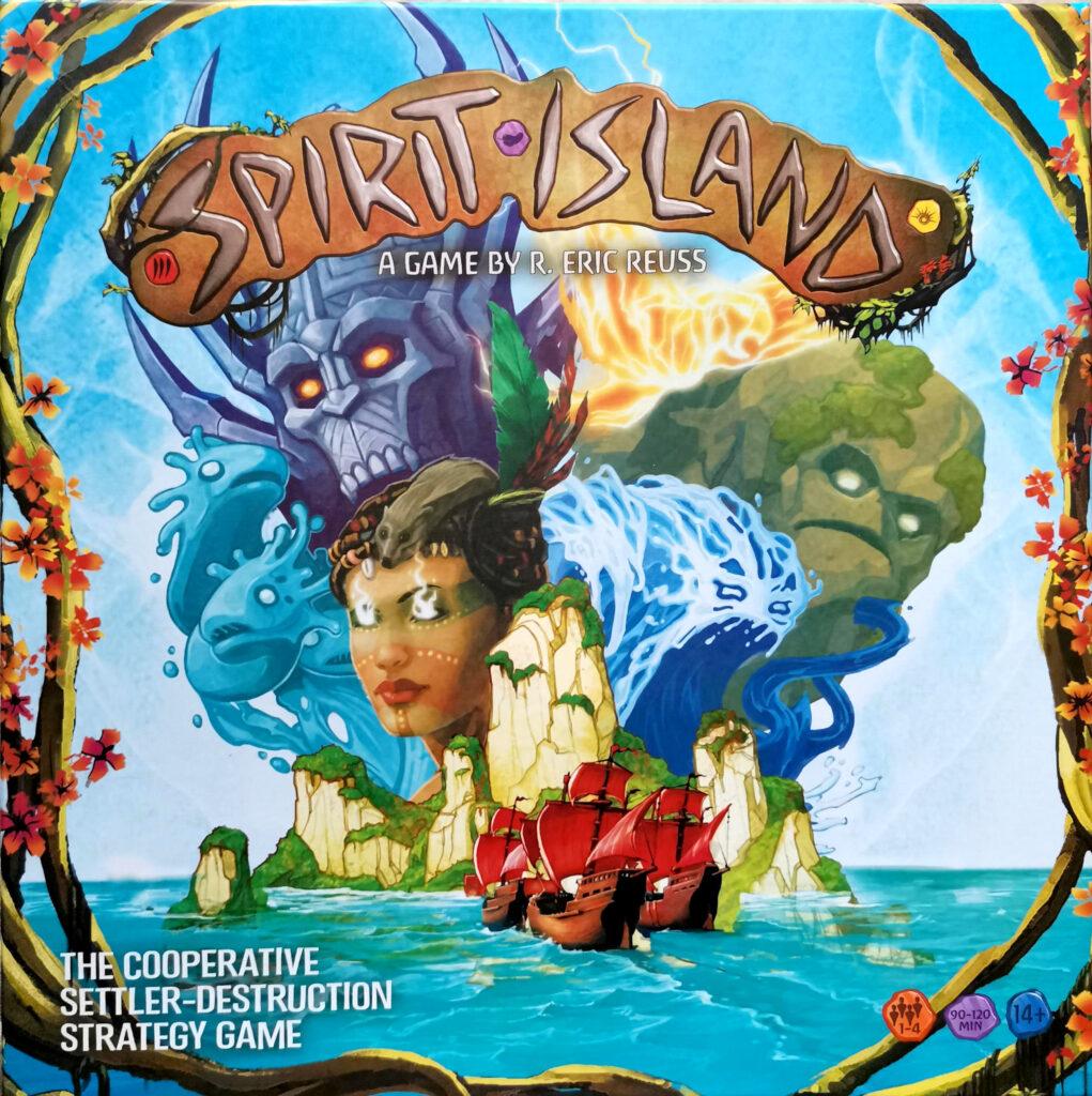 Spirit Island box art