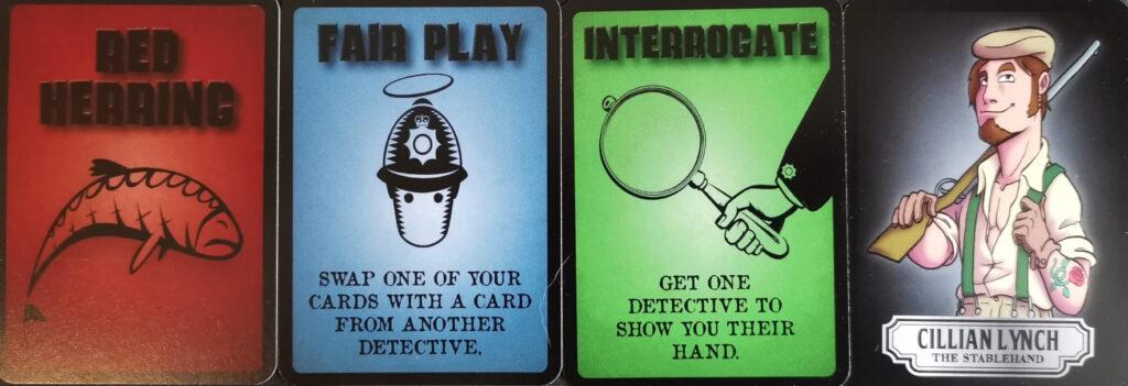 foul play cards
