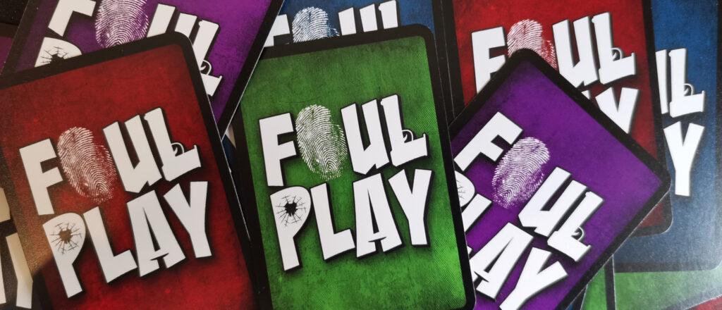 foul play card back