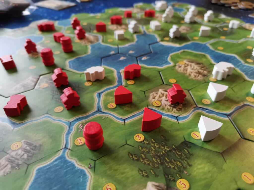 clans of caledonia in play