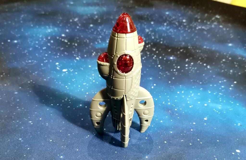 the forbidden sky rocket