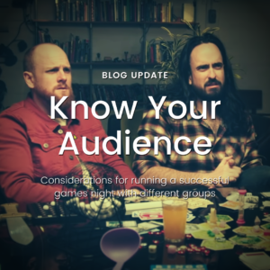 Blog – Know Your Audience
