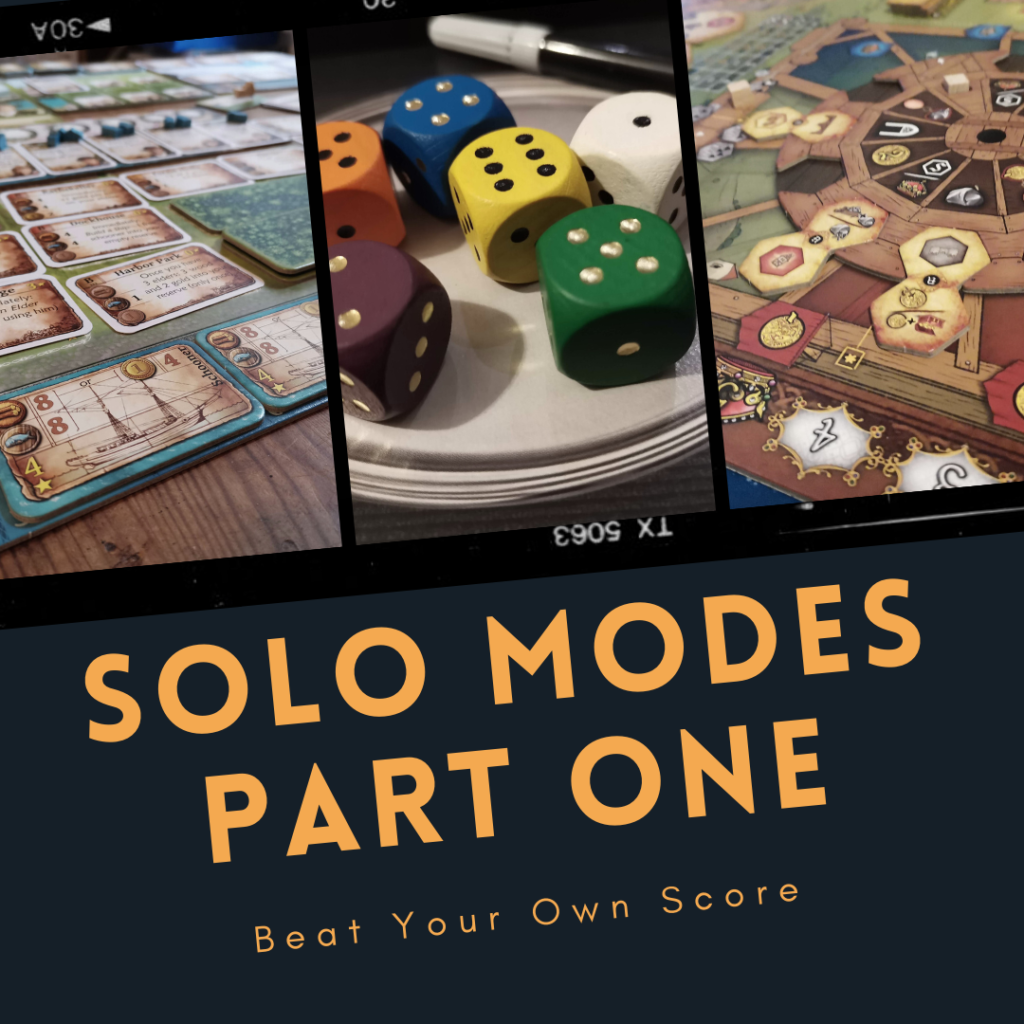 Blog – Solo Modes In Board Games – Part One