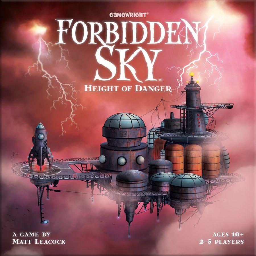 Review – Forbidden Sky