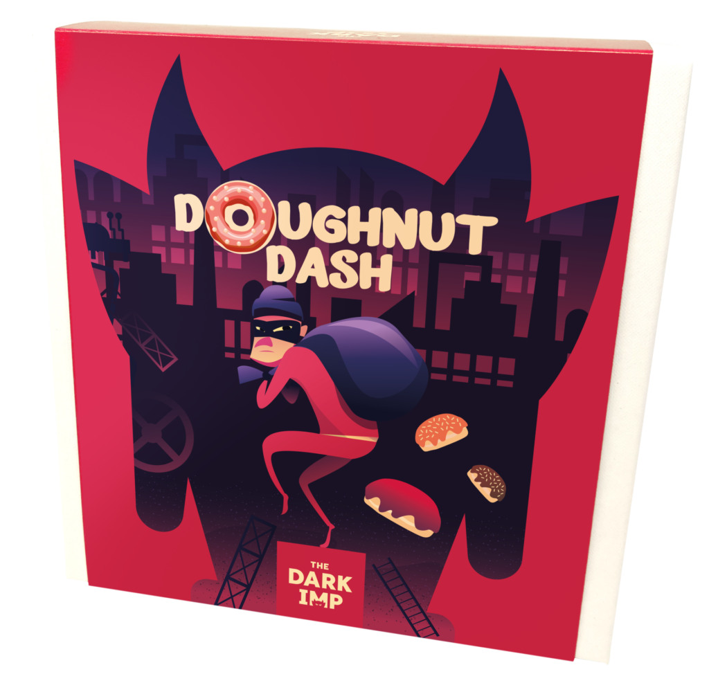 doughnut dash box