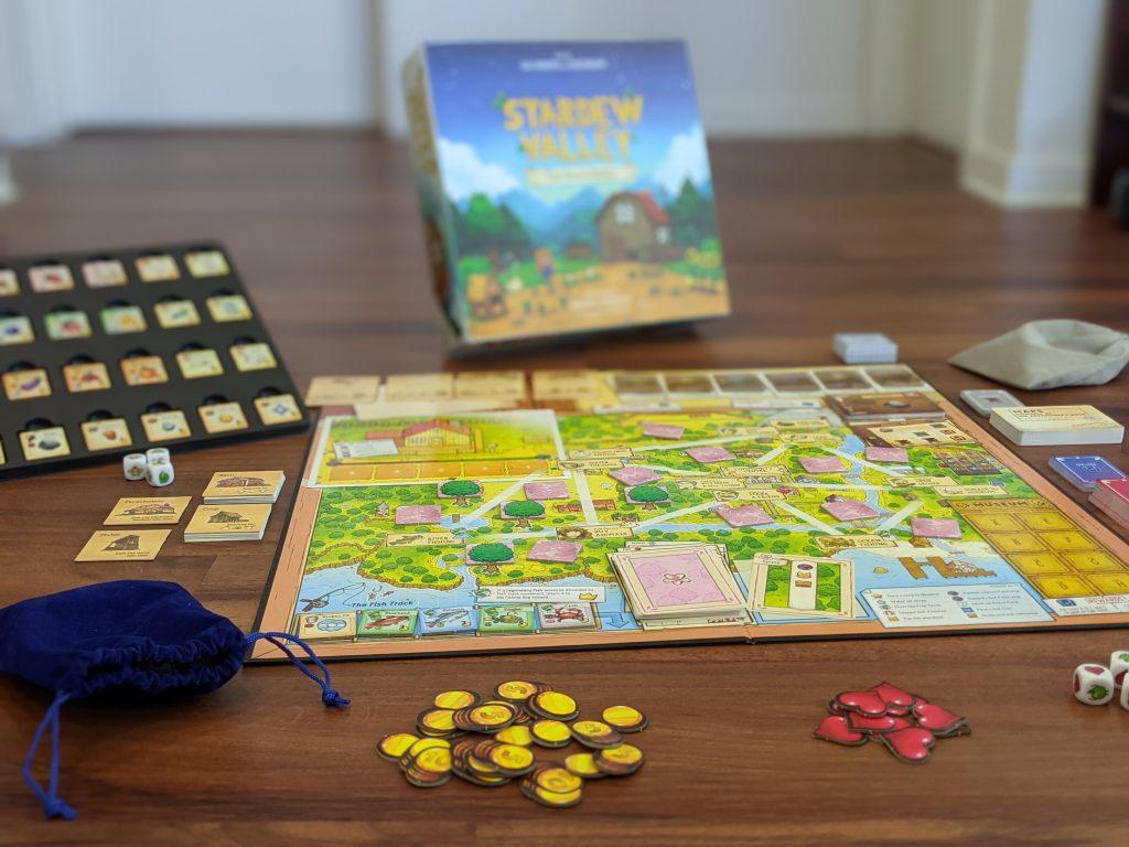 stardew valley board game