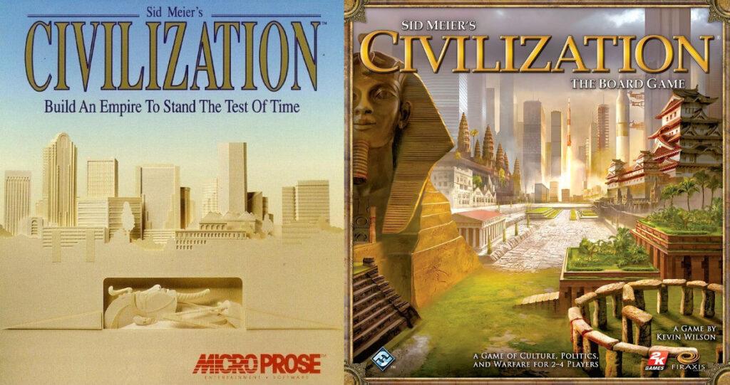 civilization box arts