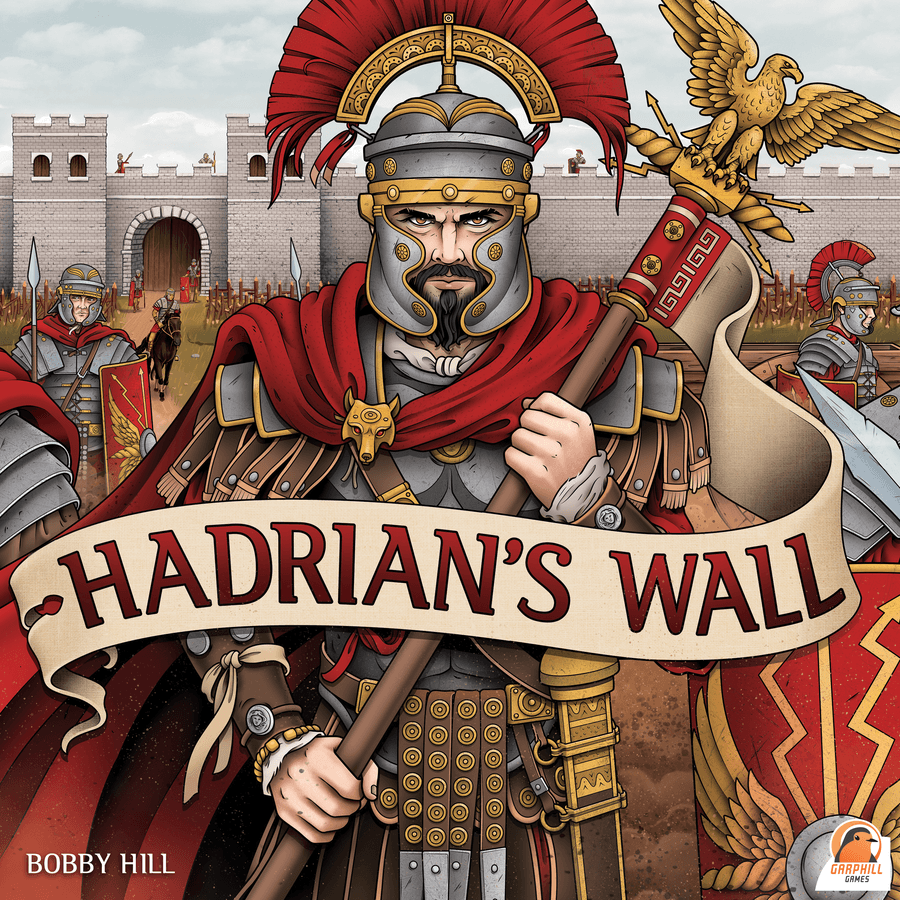 Review – Hadrian's Wall