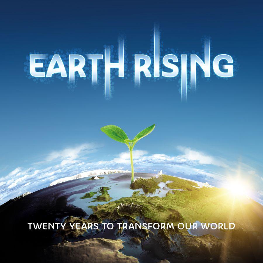earth rising box art