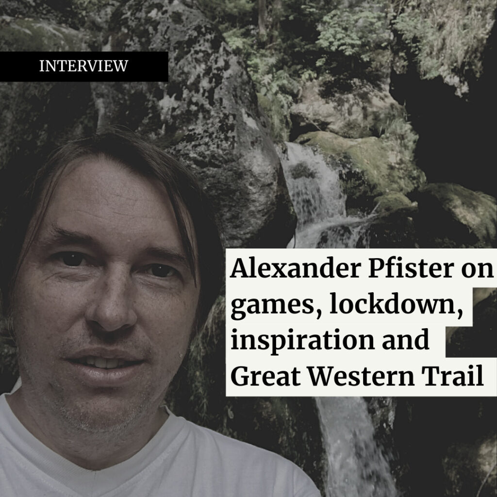 Interview – Alexander Pfister
