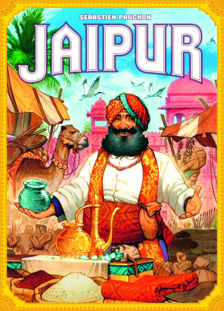 jaipur box art