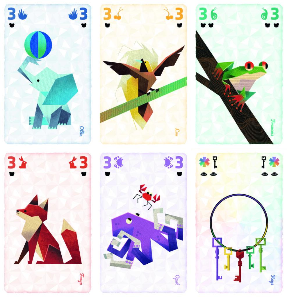 pilfering pandas loot cards