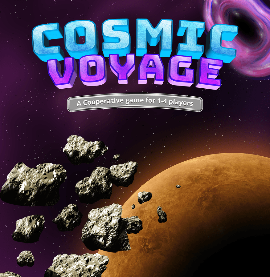 Preview – Cosmic Voyage