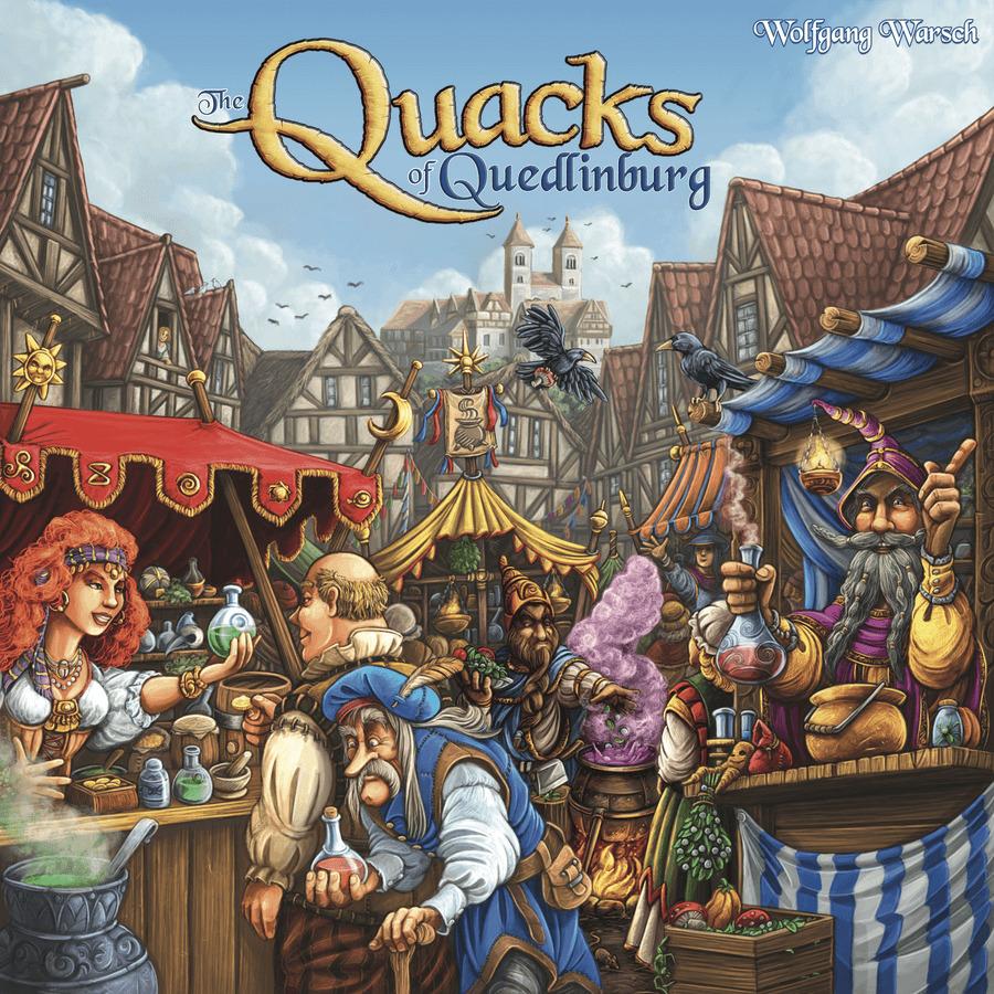 quacks box art