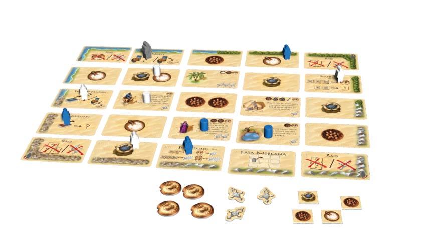 targi game setup