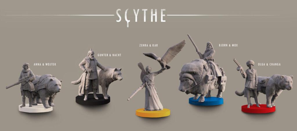 scythe leaders