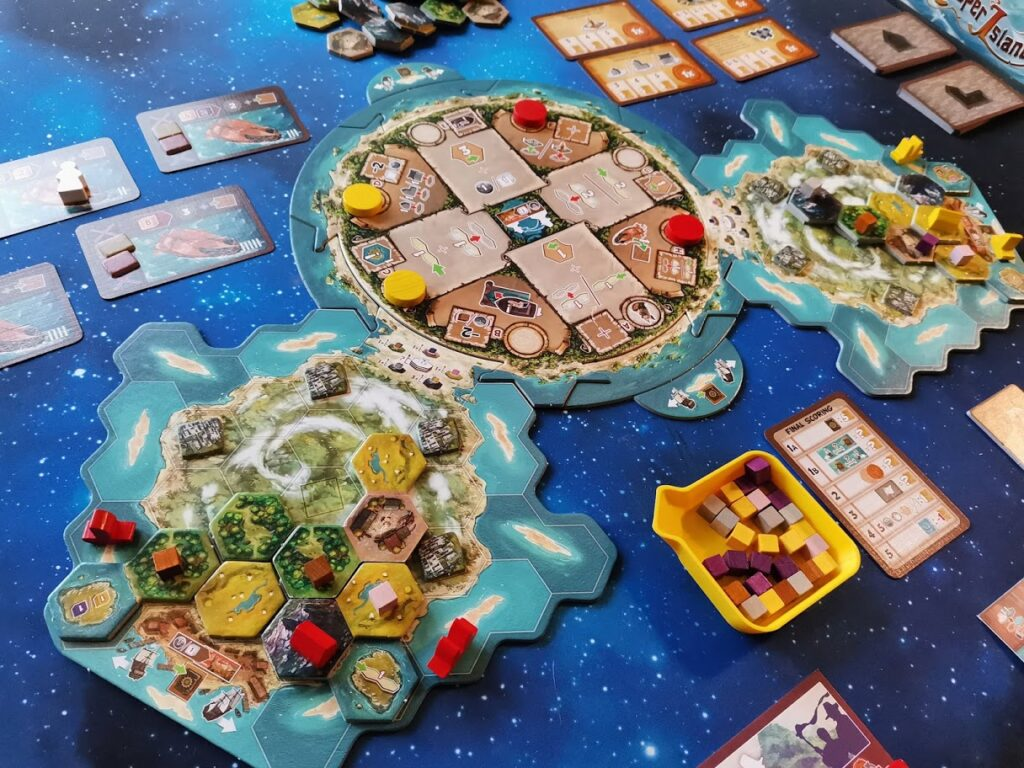 cooper island two player game