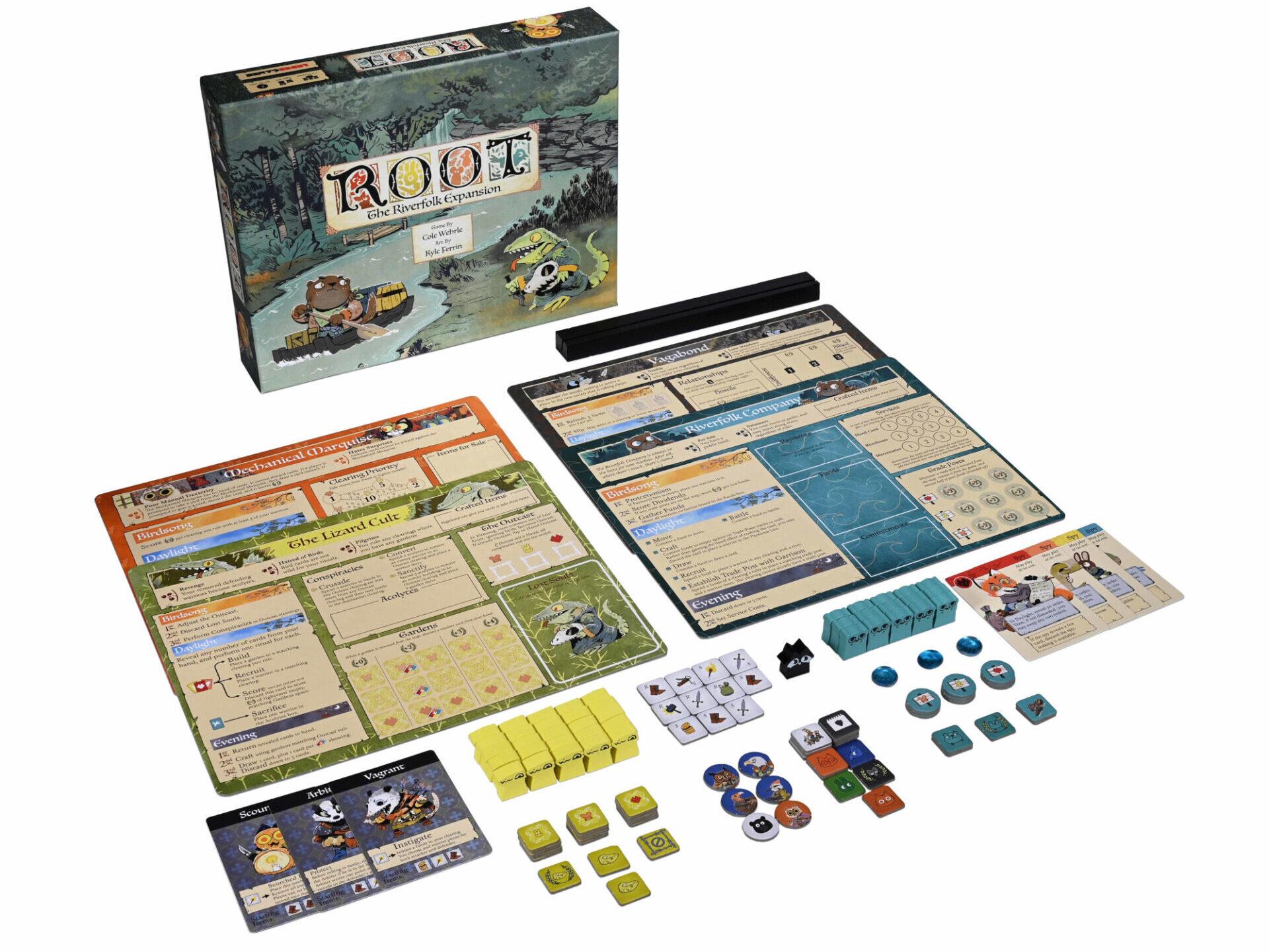 riverfolk expansion contents