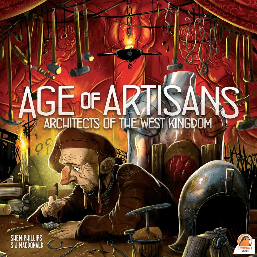 age of artisans box art