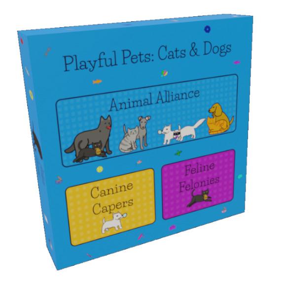 playful pets box art