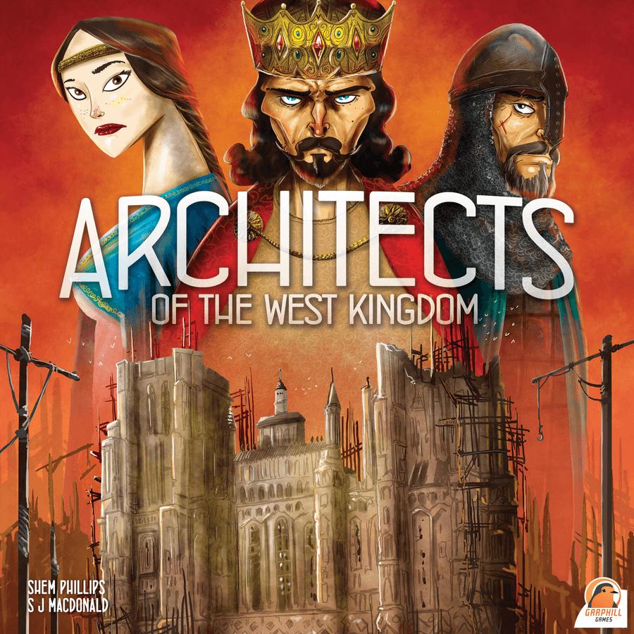 architects of the west kingdom box art