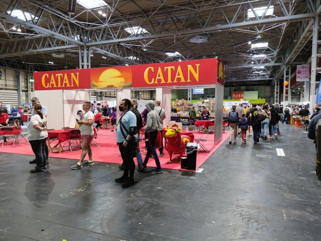 catan stand