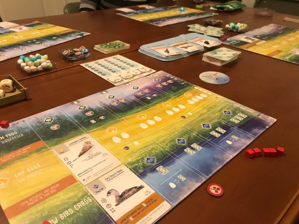 habitat boards in play