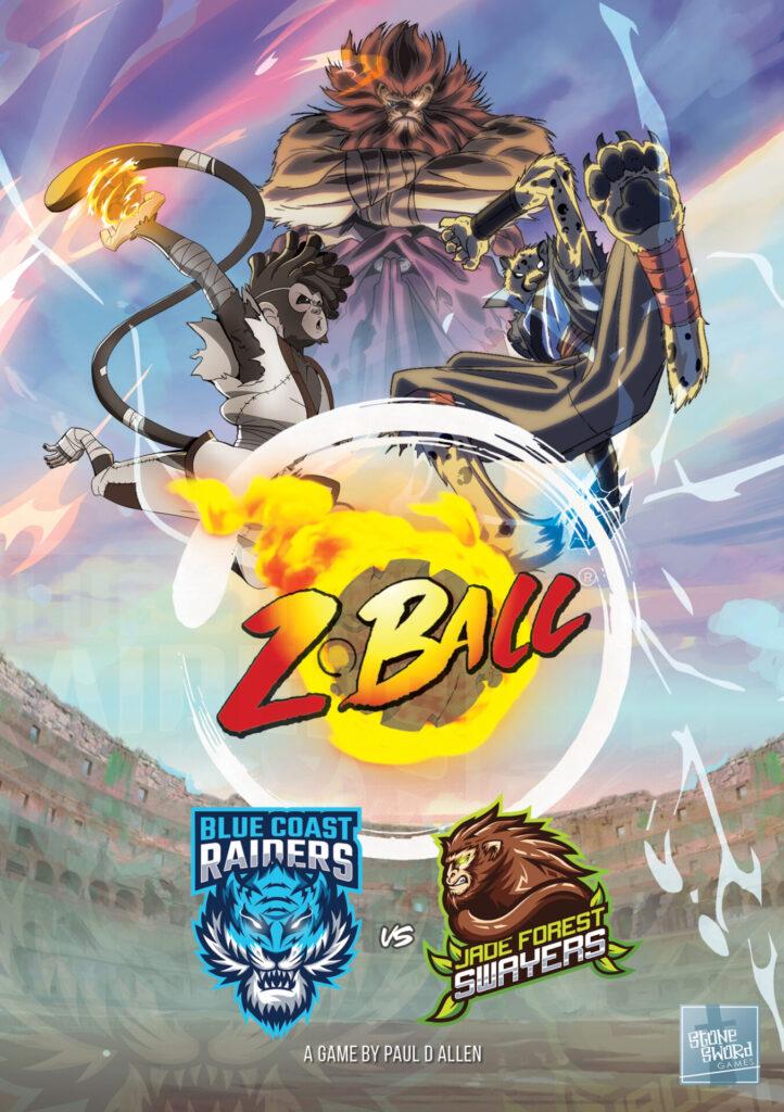 z-ball box art