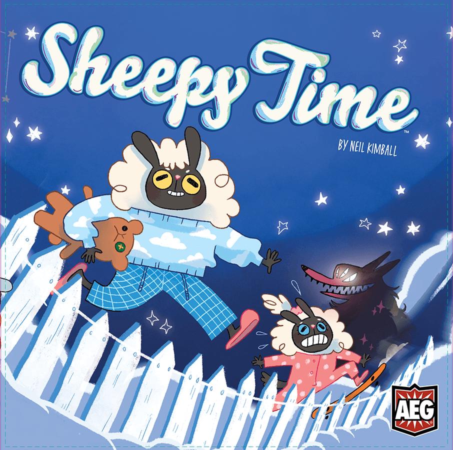 sheepy time box art