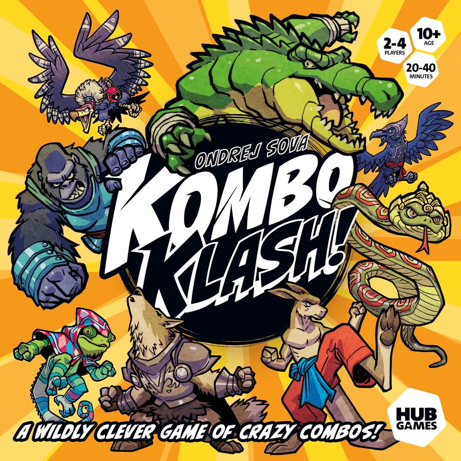 kombo klash artwork