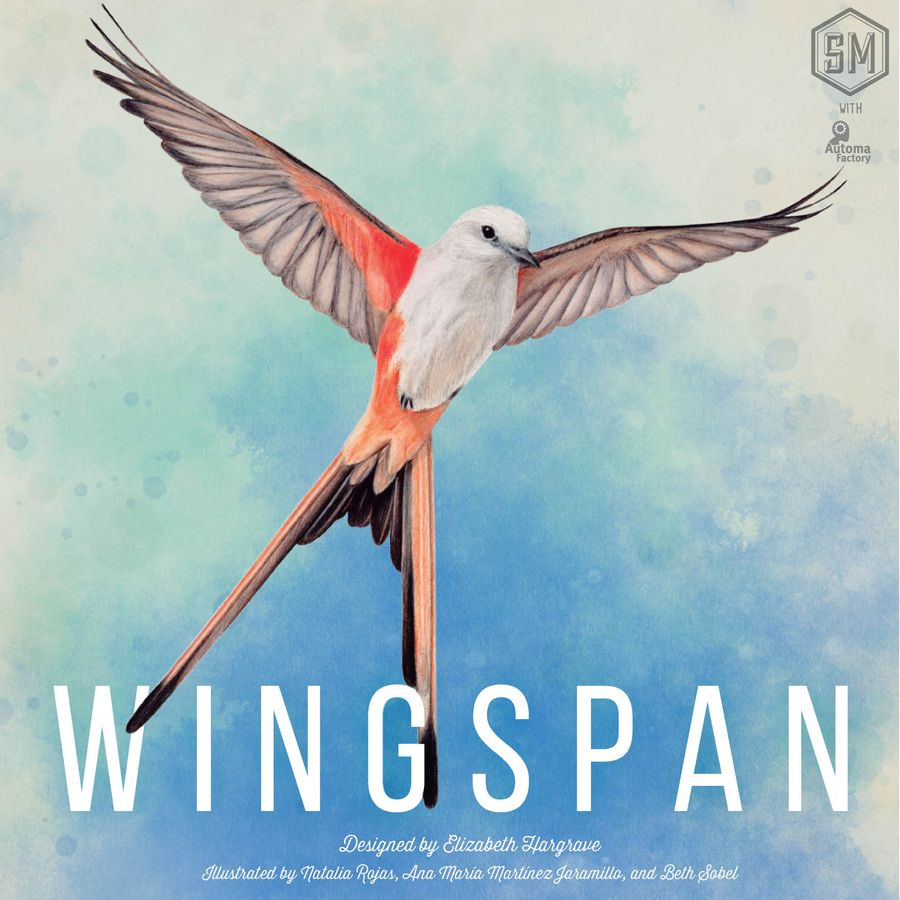 wingspan box art
