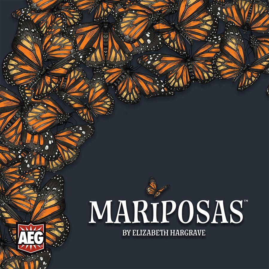 mariposas box art