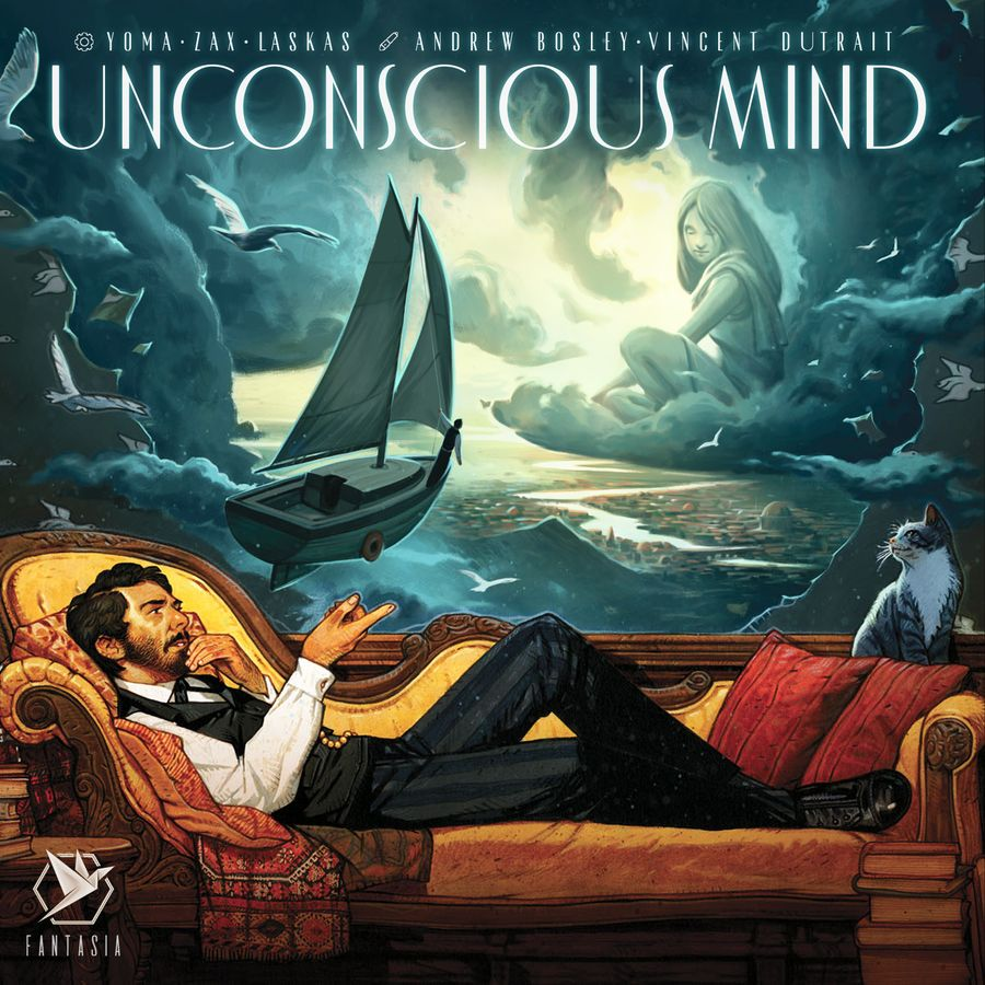 unconscious mind box art