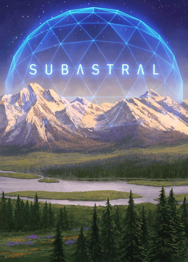 subastral box art