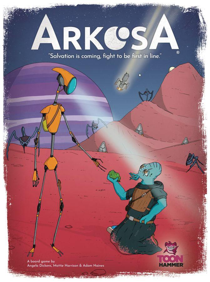 arkosa box art